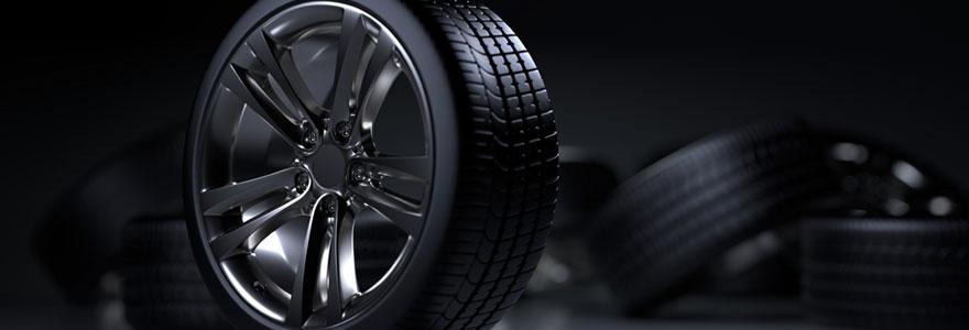 Achat de pneus de marque