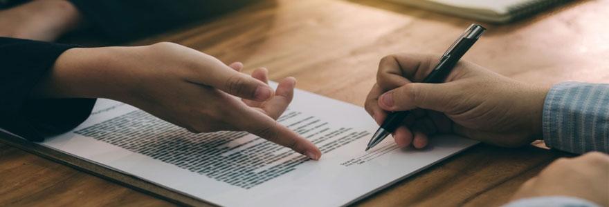 Contrats d'assurances