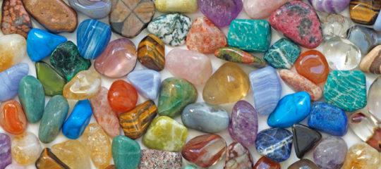 pierre semi-précieuse