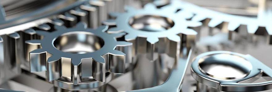Conception et fabrication de machines