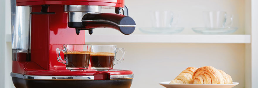 Les machines à café