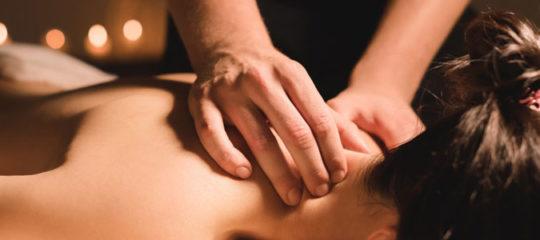 Massage naturiste à domicile