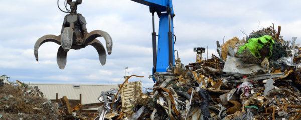 Recyclage de métal